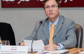 Antonio Segura Serrano nuevo Vicesecretario de Formación e Investigación de la Euroárabe
