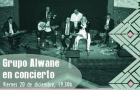 Concierto de la ORQUESTA ALWANE  de Rabat