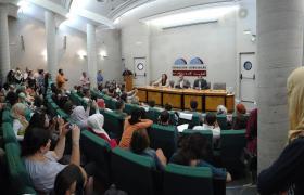 Conferencia de TARIQ RAMADAM, 'Retos y desafios de los musulmanes hoy'