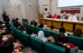 Conferencia del Director general de ISESCO sobre la importancia de la ALIANZA DE CIVILIZACIONES