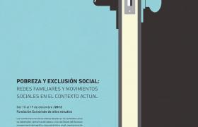 Curso POBREZA Y EXCLUSIÓN SOCIAL