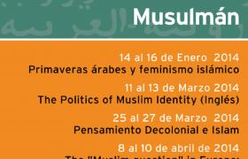 Curso 'TOWARDS AND ISLAMIC DECOLONIALITY' del 8 al 10 de abril