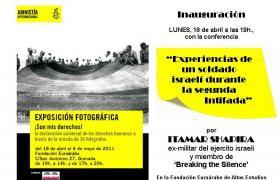 Exposición de Amnistía Internacional ¡SON MIS DERECHOS!