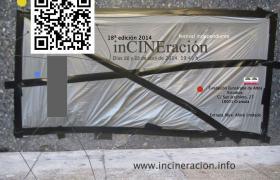 Festival independiente de video - inCINE 2014 - el 22 y 23 de abril en la Euroárabe