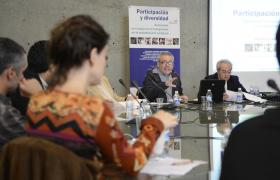 """Foro """"PARTICIPACIÓN Y DIVERSIDAD"""" sobre el papel de la INMIGRACIÓN en la sociedad civil"""