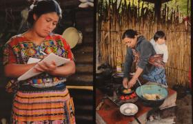 GUATEMALA: MUJER Y PARTICIPACIÓN.- Exposición fotográfica