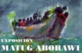 Hasta el 31 de enero 'HOMENAJE A LOS DESAPARECIDOS'. Exposición de MATUG ABORAWI