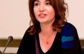 INMACULADA MARRERO nueva secretaria ejecutiva de la Fundación Euroárabe.