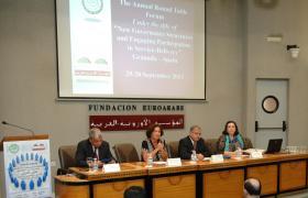 La DEMOCRATIZACION  y TRANSPARENCIA de las administraciones a debate en Granada  en el  FORO de GOBERNANZA
