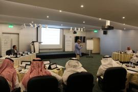 La Euroárabe imparte en Riad el curso de gestión para organizaciones del TERCER SECTOR SAUDI