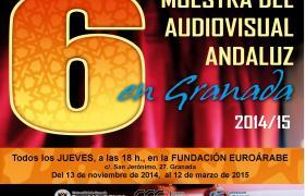 La VI Muestra del AUDIOVISUAL ANDALUZ concluye este jueves 12 con una sesión especial