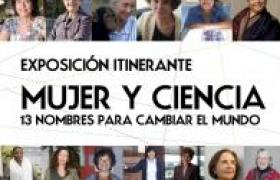 Llega a la Euroárabe la exposición 'MUJER Y CIENCIA: 13 nombres para cambiar el mundo'