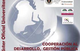 MASTER DE COOPERACIÓN al Desarrollo, Gestion Publica y de la ONGs