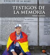 Presentación del libro 'TESTIGOS DE LA MEMORIA'  de Rafael Guerrero