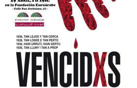 Proyección del documental-proyecto 'VENCIDXS' con su director, Aitor Fernández