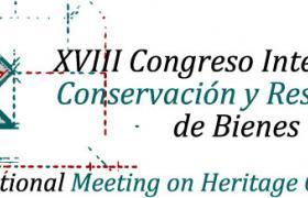 XVIII Congreso Internacional de Conservación y Restauración de Bienes Culturales.