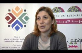 Embedded thumbnail for Natalia Andújar Chevrollier: Feminismos y su relación con el Islam.
