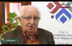 """Embedded thumbnail for Pedro Martínez Montávez: """"Vivímos en un absoluto predominio de la Islamofobia"""""""