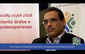 Embedded thumbnail for Entrevista a Abdullah Al-Sayed Ould Abah, profesor de la Universidad de Nuakchot de Mauritania