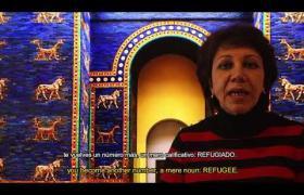 """Embedded thumbnail for Saludos de Iraq a Granada. """"Cuadernos para la Paz"""""""