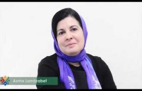 Embedded thumbnail for Entrevista a ASMA LAMRABET