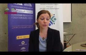 """Embedded thumbnail for Ewa K. Strzelecka  """"La violencia contra las mujeres la compartimos en Oriente y Occidente"""""""