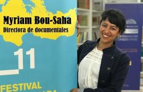 Embedded thumbnail for Entrevista a Myriam Bou-Saha. Festival Cines del Sur