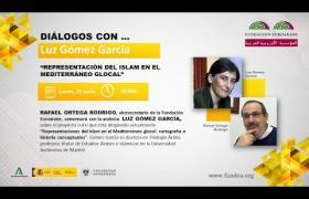 Embedded thumbnail for DIÁLOGOS CON... LUZ GÓMEZ GARCÍA