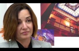 """Embedded thumbnail for Entrevista a Inmaculada Marrero, directora de """"Conflicto armado, género y comunicación"""""""