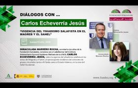 Embedded thumbnail for DIÁLOGOS CON... CARLOS ECHEVERRÍA JESÚS