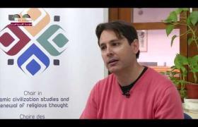 """Embedded thumbnail for José Luis Villena Higueras: """"La sociedad va por delante en el camino de la interculturalidad"""""""