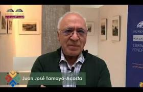 """Embedded thumbnail for """"¿Ha muerto la Utopía?. Utopía para tiempos de crisis"""", conferencia de Juan José Tamayo"""