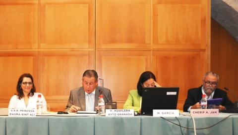 Concluye en la Alhambra el Seminario sobre conservación de la biodiversidad