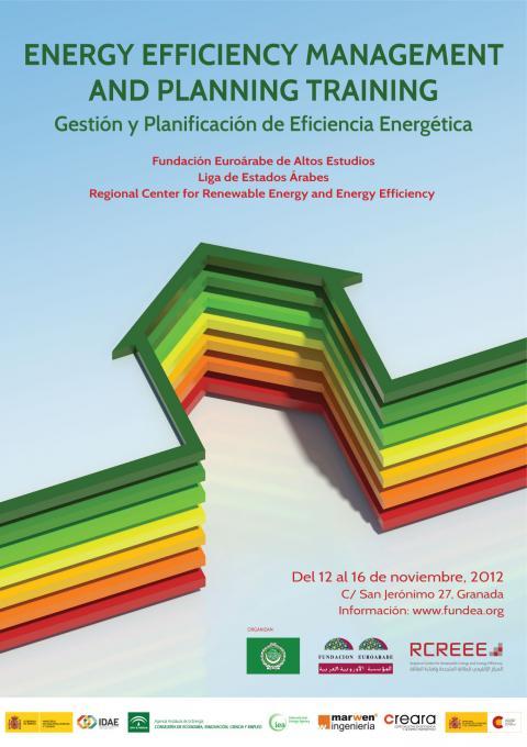 CURSO SOBRE EFICIENCIA ENERGÉTICA.- Formación de la Euoárabe y la Liga Arabe