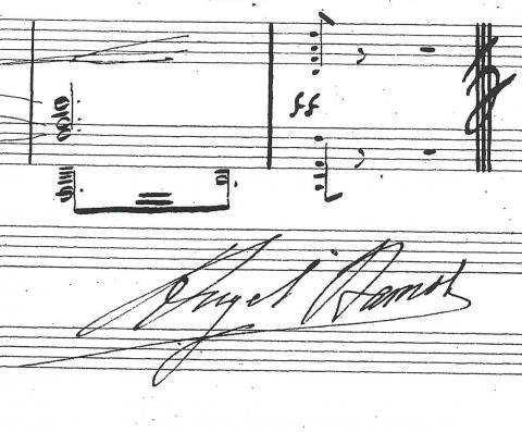 Cursos Manuel de Falla. 'La canción de 1914.  Ángel Barrios, Manuel de Falla y otros'