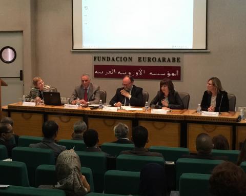 El Rector de la UGR inaugura las Jornadas de formación 'PROJET TEMPUS RECET'