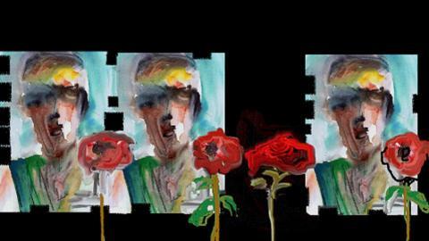 Hasta el 3 de abril /Exposición 'HOMENAJE A LOS DESAPARECIDOS. PRIMAVERA ÁRABE' de Matug Aborawi
