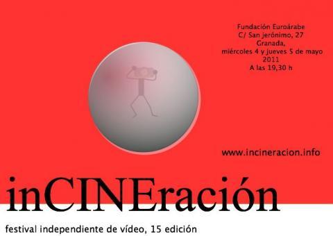 inCINEración festival independiente de cortometrajes.