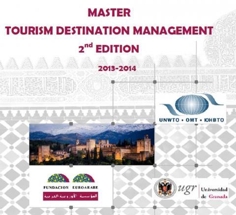 Master TOURISM DESTINATION MANAGEMENT