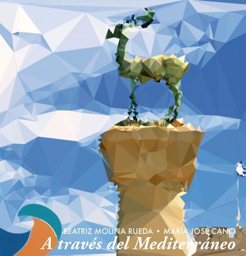 Presentación del libro  'A TRAVÉS DEL MEDITERRÁNEO' del ciclo 'Lecturas para la Paz'