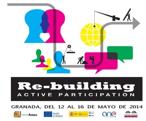 Seminario 'RE-BUILDIND ACTIVE PARTICIPATION'- Andalucía Acoge.