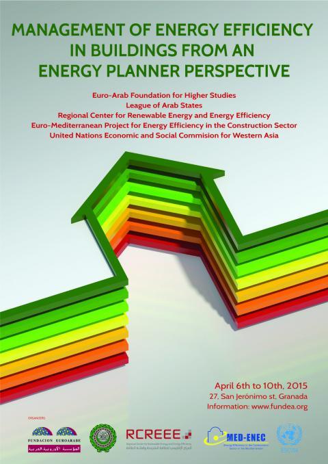 Seminario sobre EFICIENCIA ENERGÉTICA en EDIFICIOS. Del 6 al 10 de abril.