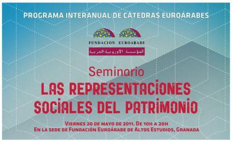 Seminario sobre Representaciones Sociales del Patrimonio.