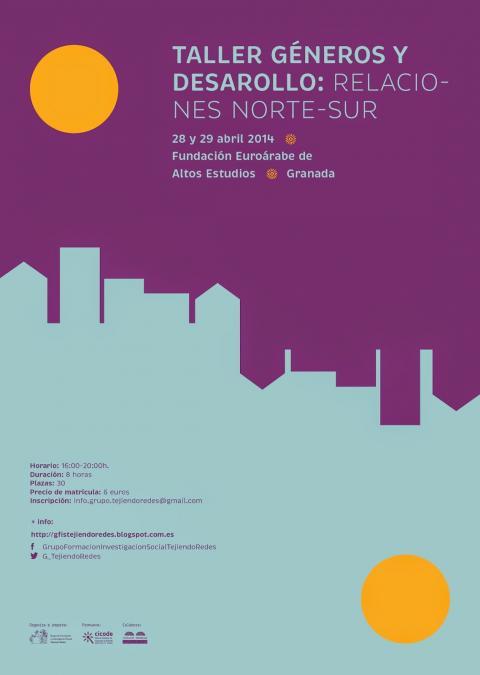 Talleres 'Género(s) y Desarrollo: relaciones Norte-Sur'