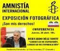 El ciclo ¡SON MIS DERECHOS! aborda hoy jueves el tema de la Libertad de Expresión con Diaz Nosty.
