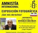 ¡SON MIS DERECHOS! Conferencia del Director de Amnistía Internacional.