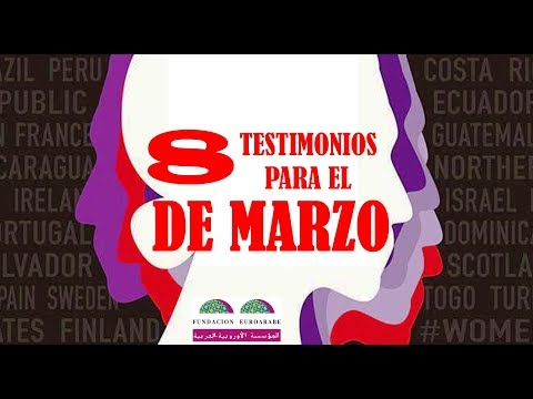 Embedded thumbnail for 8 Testimonios para el 8 de Marzo