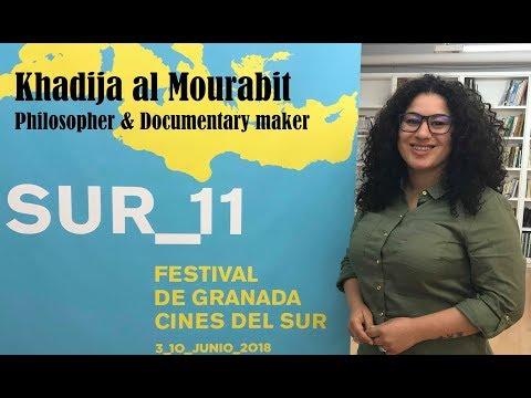 Embedded thumbnail for Entrevista a Khadija al Mourabit. Festival Cines del Sur