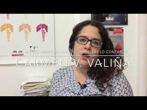 Embedded thumbnail for Entrevista a Carmen V. Valiña