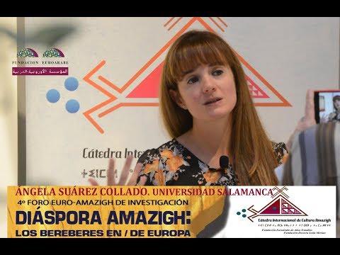 Embedded thumbnail for Ángela Suárez: Evolución del activismo en la diáspora Amazigh en España
